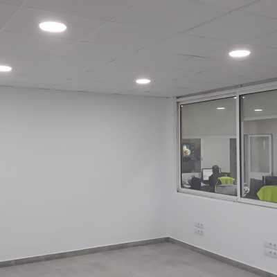 Ampliación de oficinas