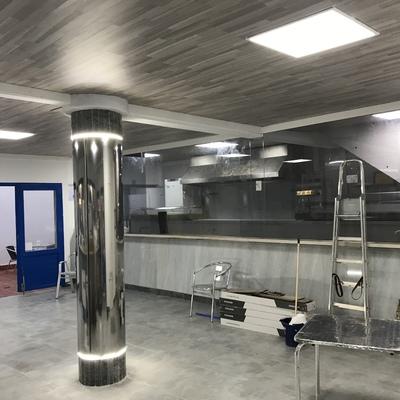 Instalación completa bar-restaurante