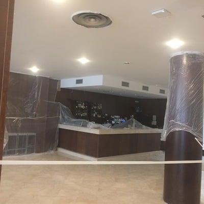 Recepción Hotel Ágora Cáceres