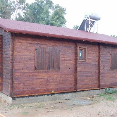 Casas de madera y casetas