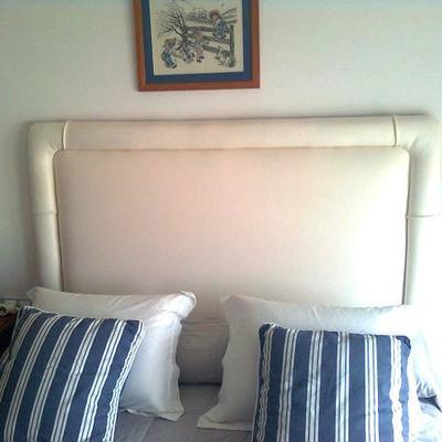 Cabecero de cama Mod . Tina