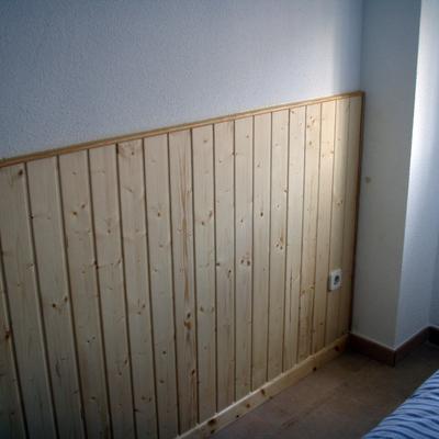 Presupuesto friso online habitissimo - Zocalos de madera altos ...