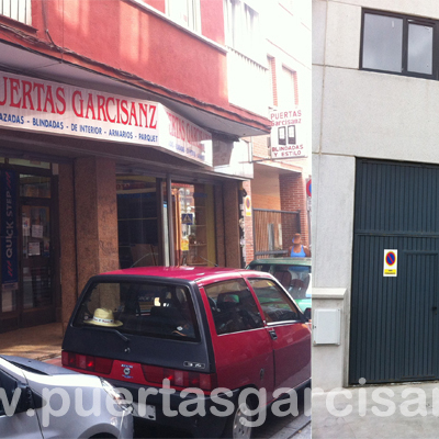 Nuestras tiendas y locales comerciales