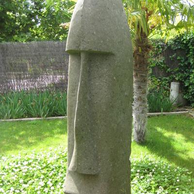 MOAI en Jardin