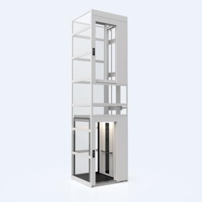 Cabina de cristal