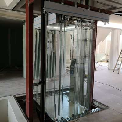 Instalación ascensor panorámico 360º