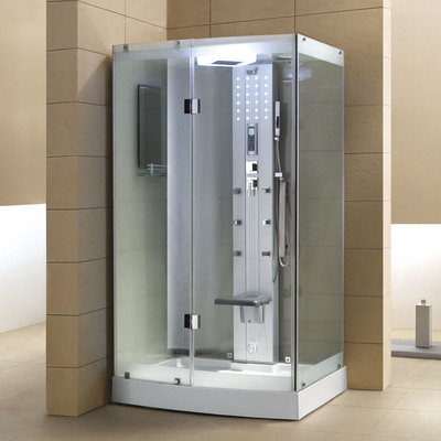 Cabina de hidromasaje con función sauna modelo AS-001A
