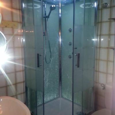 cabina ducha