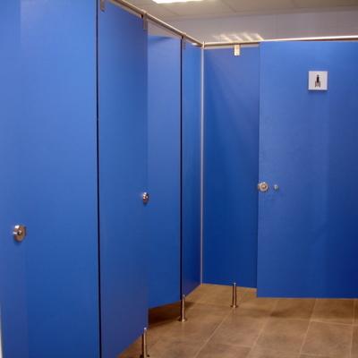 Cabinas de baños
