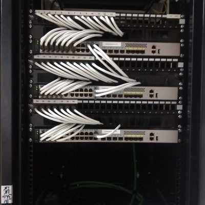 Instalación de Racks / Cableado estructurado