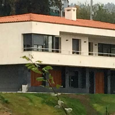 Vivienda Construida en Cabueñes (Gijon)