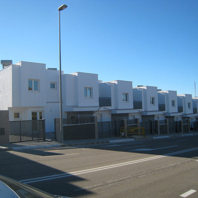 17 viviendas unifam., Urb. El Cañaveral, Puerto de laTorre. Malaga. 2012