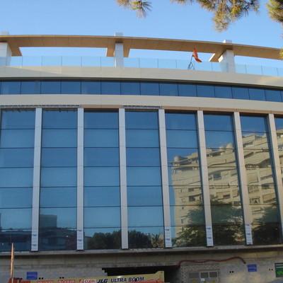 Edificio de oficinas en Plaza de la Solidaridad MALAGA