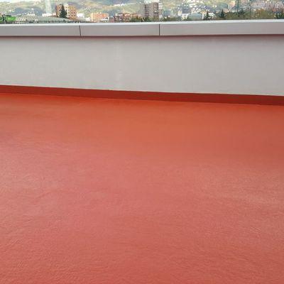 Renovacion de terraza