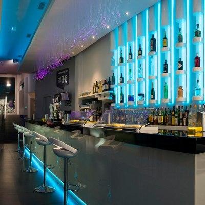 Ideas y fotos de estanterias bar para inspirarte habitissimo - Estanterias para bares ...
