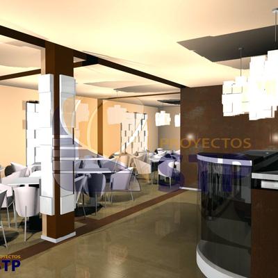 Cafeteria/Pasteleria por STP PROYECTOS