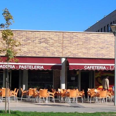 Construcción cafetería