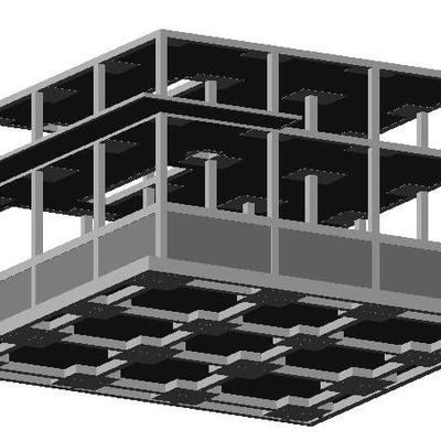 Cálculos de Estructura de Hormigón y Metálica