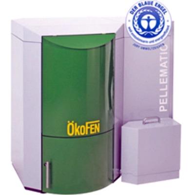 Calefacción de Biomasa - Pellet