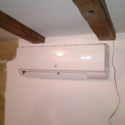 calefacion y aire acondicionado