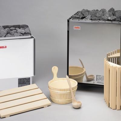 Calefactores para sauna estándar
