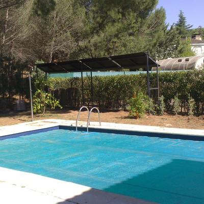 Calentaniento de piscina (Caraquiz)