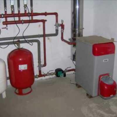 calefaccion de gas oil