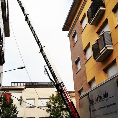 Mudanza en Granollers-calle Primer Marquès Franqueses