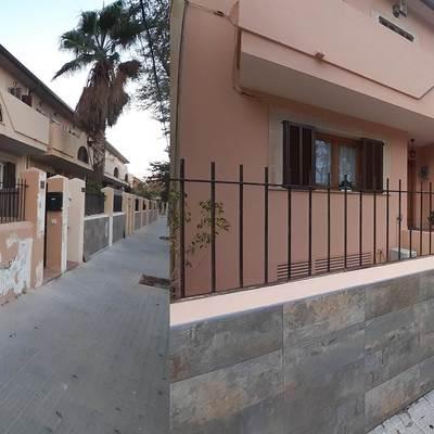 Rehabilitación de fachada - Calle Oliver de Can Tunis - son Ferriol