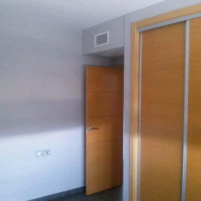 Dormitorio principal Atico