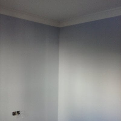 Pintura de vivienda a color
