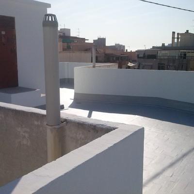 Terraza Comunidad de vecinos en Alicante