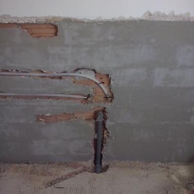 Instalación baño minusválidos