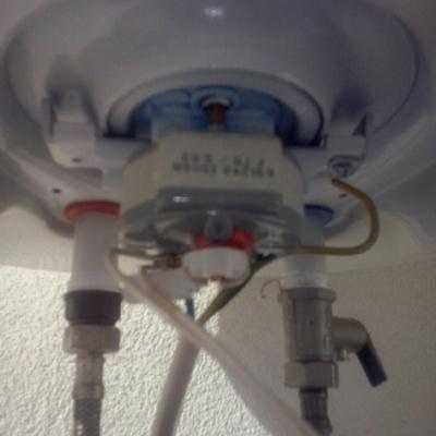 Reparación termo electrico
