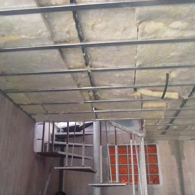 techo de pladur,en tenerife