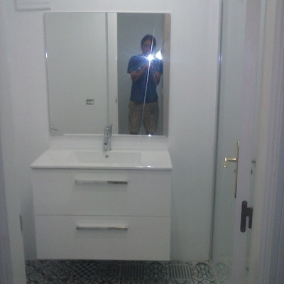 reforma de baño,en tenerife