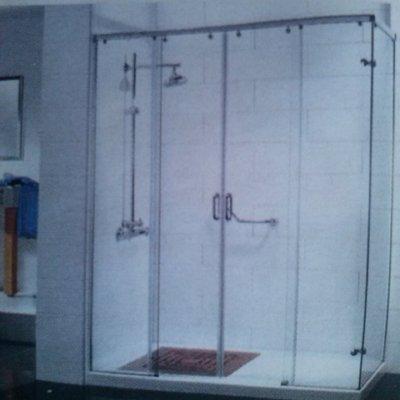 zona de duchas
