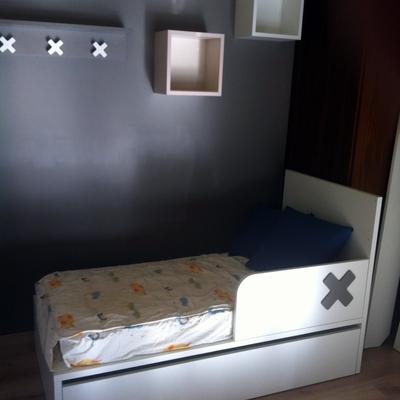 cama de cuna convertible