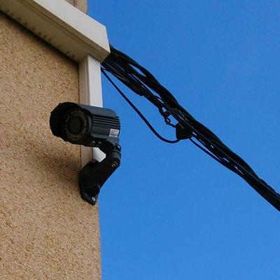 Camaras de vigilancia - CCTV