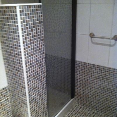 Cambiamos bañera por plato de ducha