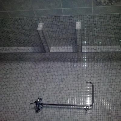 Cambio de bañera por ducha.