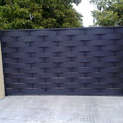 Cambio puertas de acceso