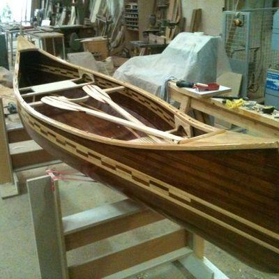 canoa canadiense
