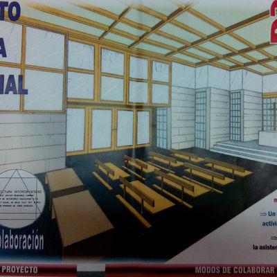 Proyecto interiorismo Capilla Iglesia Santa Casilda en Miranda de Ebro.