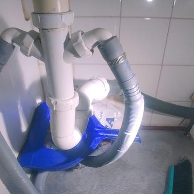 Reparacion dedague fregadero