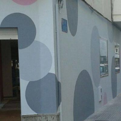 decoración de fachada