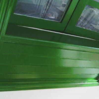 restauración de ventana