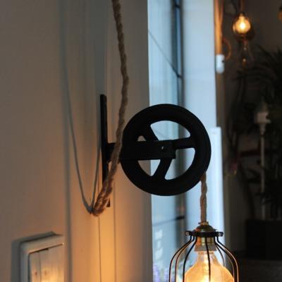 Diseño y fabricación de lampara decorativa