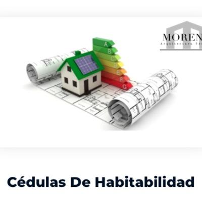 Cédulas de Habitabilidad