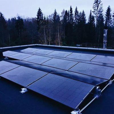 Módulos solares